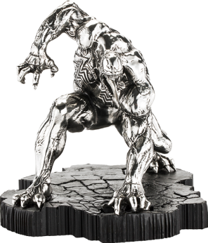 Venom Figurine Pewter Collectible