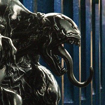 Venom Figurine Pewter Collectible