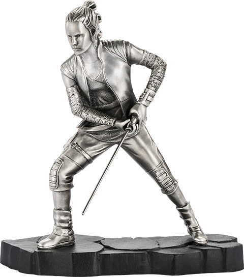Royal Selangor Rey Figurine Pewter Collectible