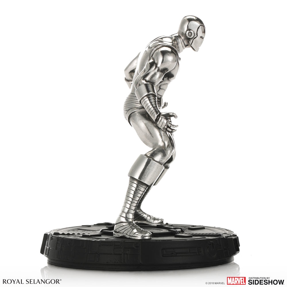Marvel Iron Man Figurine Pewter Collectible by Royal Selango