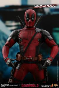 Gallery Image of Deadpool Sixth Scale Figure