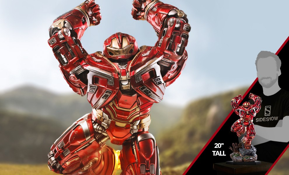 Gallery Feature Image of Hulkbuster Statue - Click to open image gallery