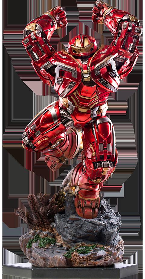 Iron Studios Hulkbuster Statue