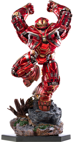 Hulkbuster Statue