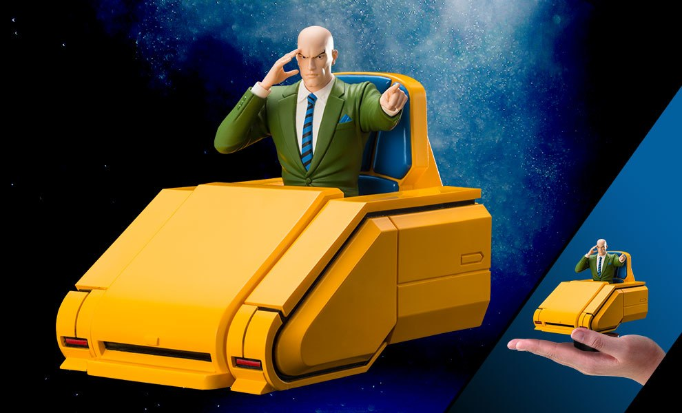 Gallery Feature Image of Professor X Statue - Click to open image gallery