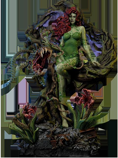 Prime 1 Studio Poison Ivy Statue
