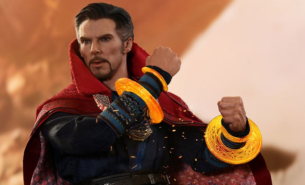 Gallery Feature Image of Doctor Strange Sixth Scale Figure - Click to open image gallery
