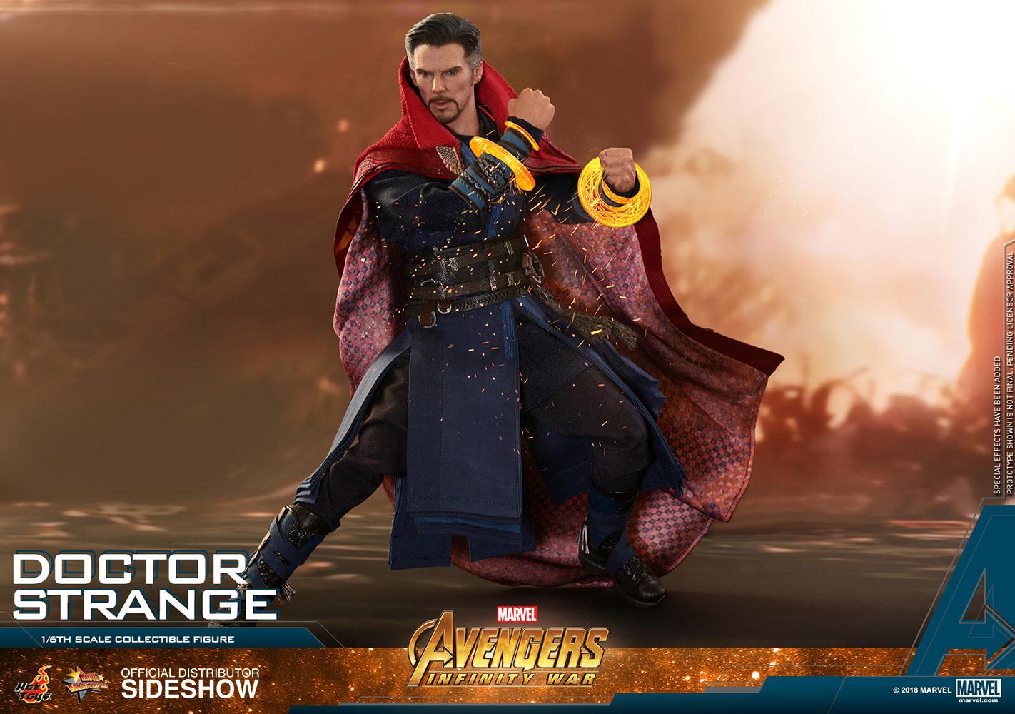 Ropes Mystic Effect Hot Toys 1//6 MMS484 Avengers Infinity War Doctor Strange