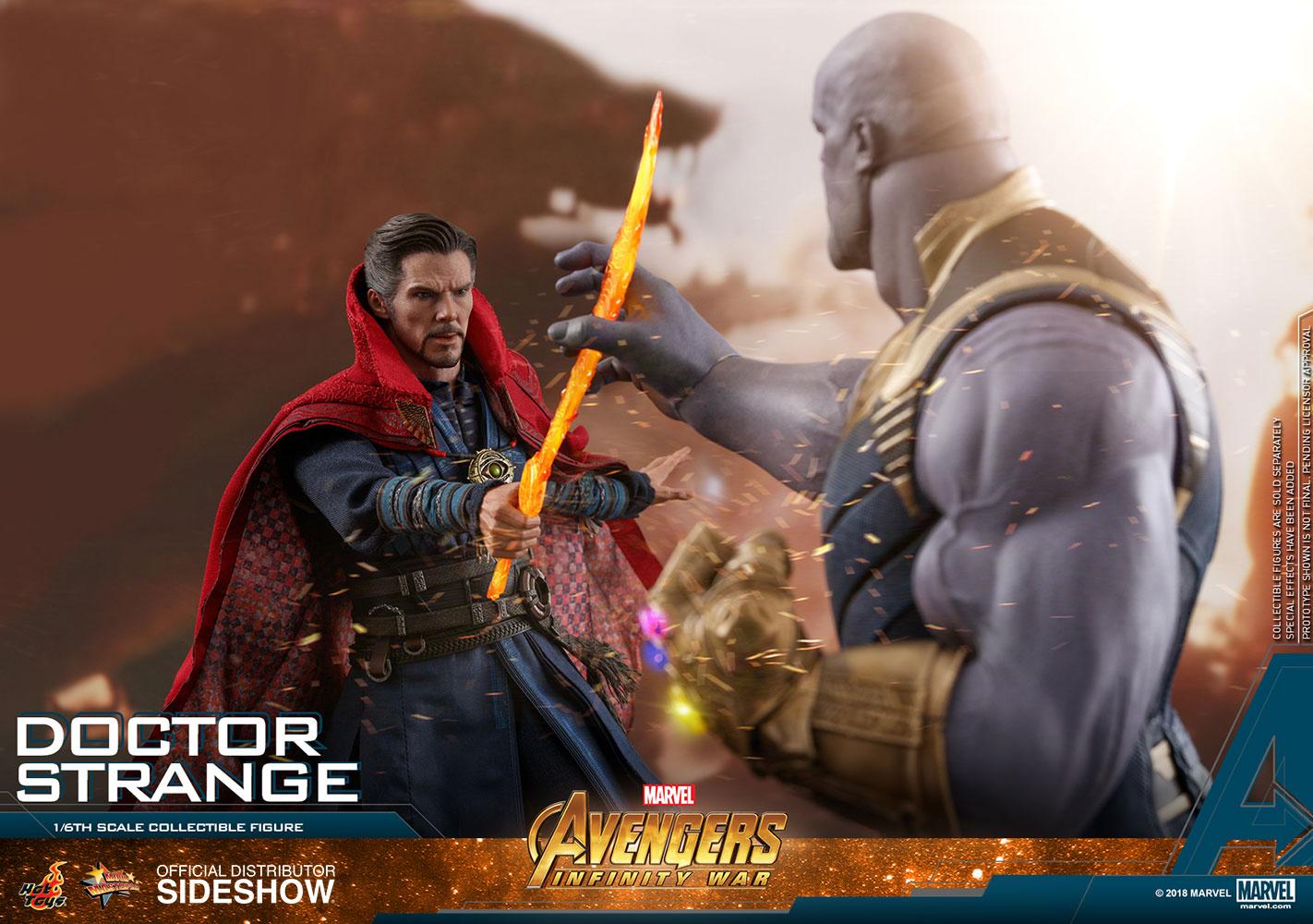 Doctor Strange - Prototype Shown