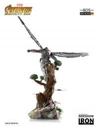 Gallery Image of Falcon Statue