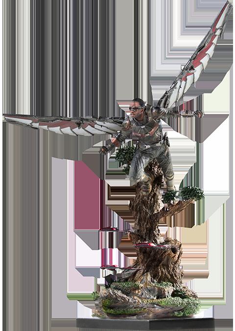 Iron Studios Falcon Statue