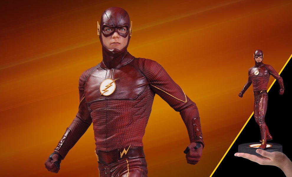 Gallery Feature Image of The Flash Statue - Click to open image gallery