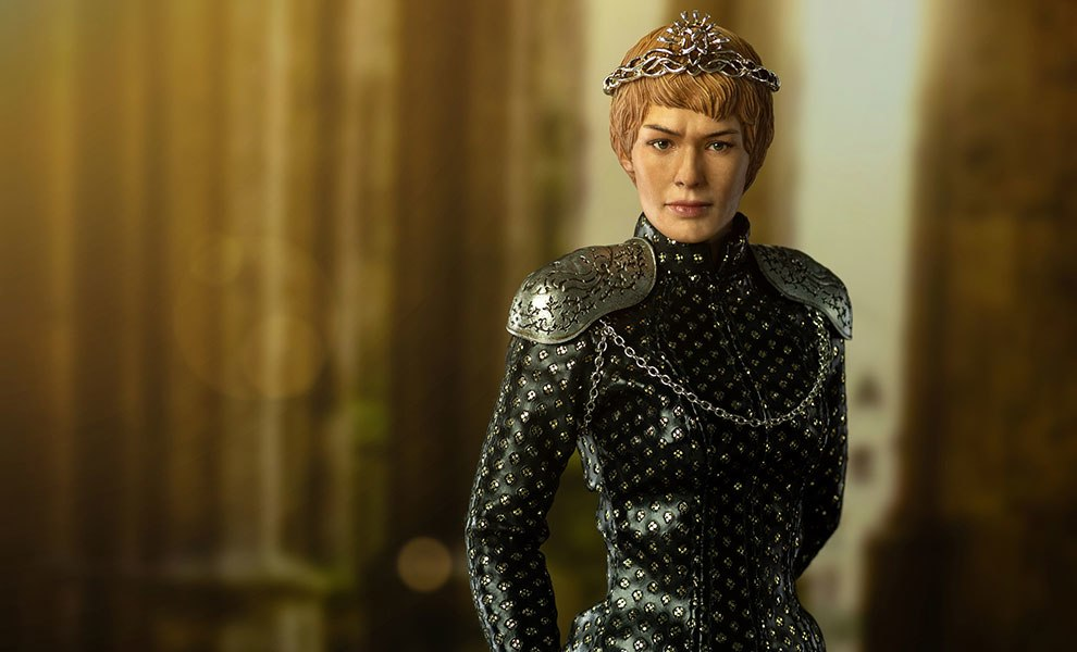 Gallery Feature Image of Cersei Lannister Sixth Scale Figure - Click to open image gallery