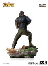 Gallery Image of Winter Soldier Statue