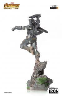 Gallery Image of War Machine Statue