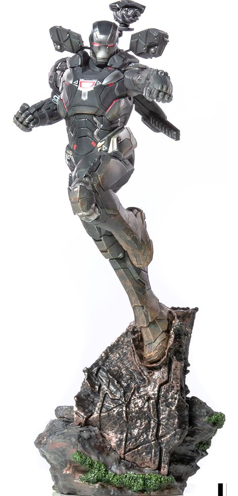Iron Studios War Machine Statue