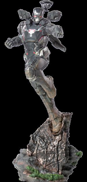 War Machine Statue
