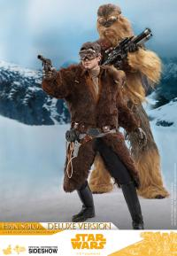 Gallery Image of Han Solo Deluxe Version Sixth Scale Figure