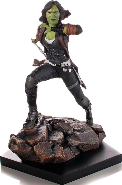 Iron Studios Gamora Statue