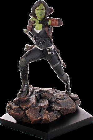 Gamora Statue