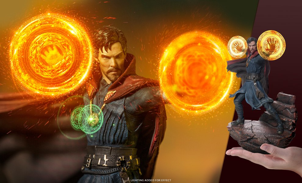 Gallery Feature Image of Doctor Strange Statue - Click to open image gallery