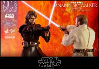Gallery Image of Anakin Skywalker Dark Side Sixth Scale Figure