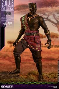 Gallery Image of TChaka Sixth Scale Figure