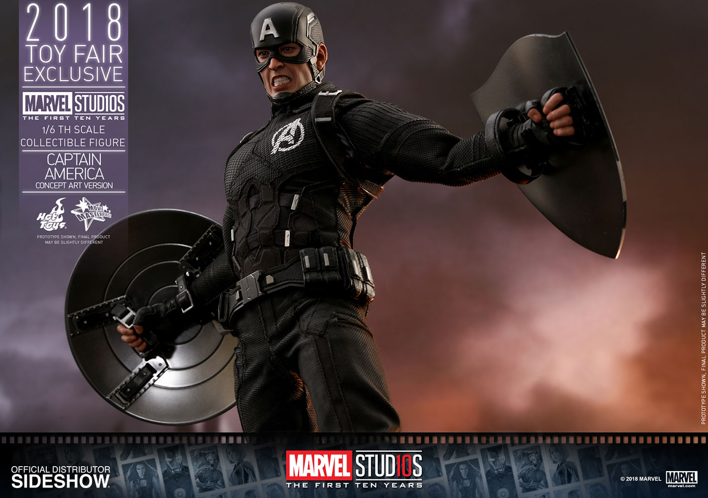marvel captain america concept art version sixth scale figur | sideshow