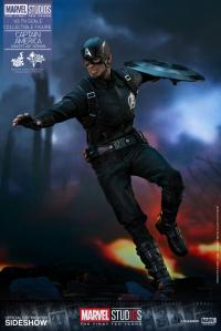 Gallery Image of Captain America Concept Art Version Sixth Scale Figure