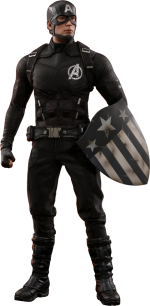 Captain America Concept Art Version Sixth Scale Figure