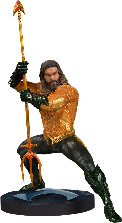 DC Collectibles Aquaman Statue