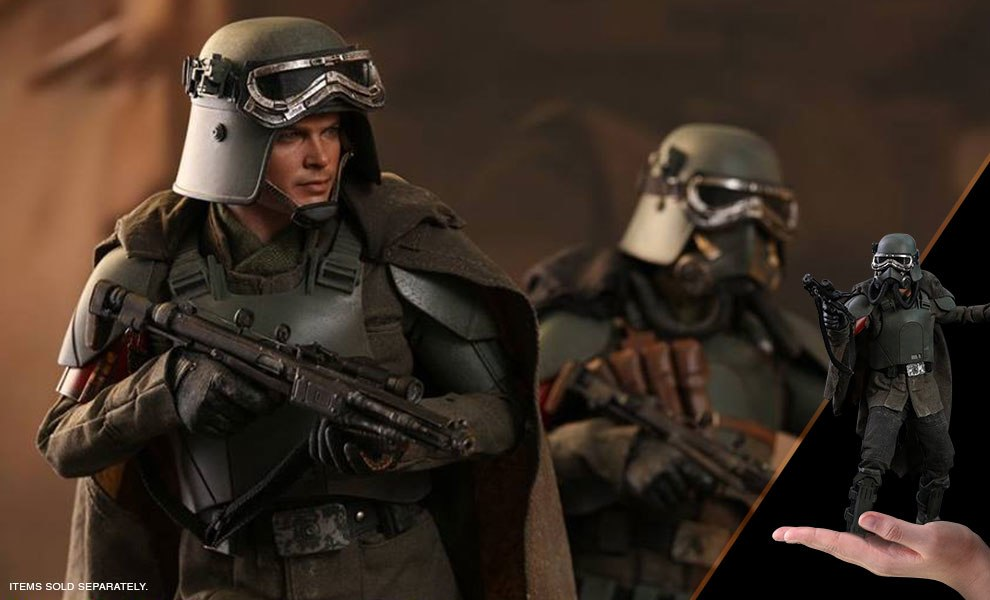 Gallery Feature Image of Han Solo Mudtrooper Sixth Scale Figure - Click to open image gallery