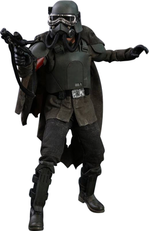Han Solo Mudtrooper Sixth Scale Figure