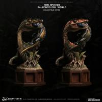 Gallery Image of Coelophysis  Statue