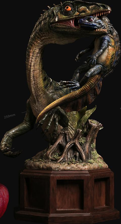 Damtoys Coelophysis  Statue