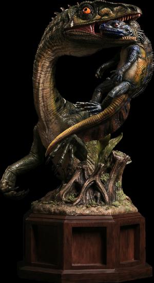 Coelophysis  Statue