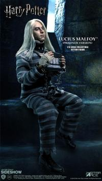Gallery Image of Lucius Malfoy Prisoner Version Sixth Scale Figure