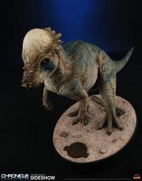 Gallery Image of Pachycephalosaurus Statue