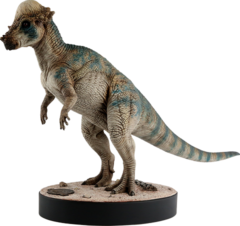 Chronicle Collectibles Pachycephalosaurus Statue