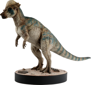 Pachycephalosaurus Statue