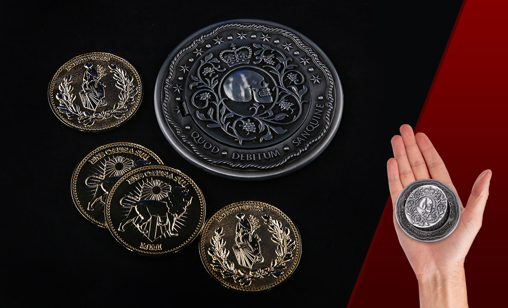 Gallery Feature Image of Blood Oath Marker Collectible Set - Click to open image gallery