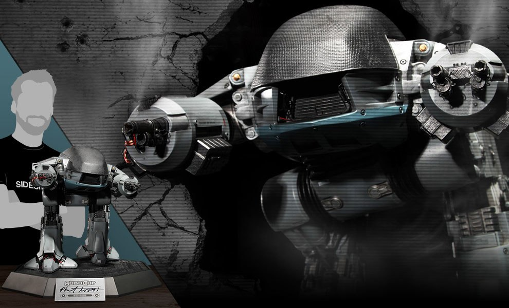Gallery Feature Image of ED-209 Scaled Replica - Click to open image gallery