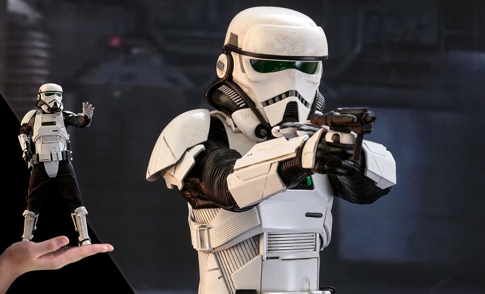Gallery Feature Image of Patrol Trooper Sixth Scale Figure - Click to open image gallery