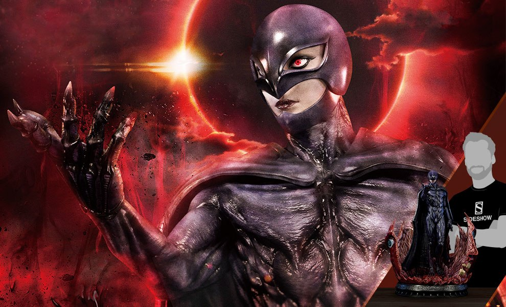 Gallery Feature Image of Femto The Falcon of Darkness Statue - Click to open image gallery