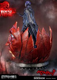Gallery Image of Femto The Falcon of Darkness Statue