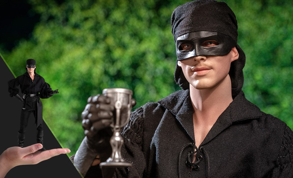 Gallery Feature Image of Westley aka The Dread Pirate Roberts Sixth Scale Figure - Click to open image gallery
