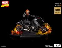 Gallery Image of Ghost Rider Statue