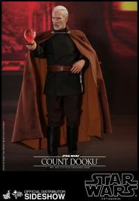 Gallery Image of Count Dooku Sixth Scale Figure