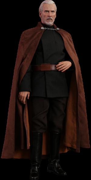 Count Dooku Sixth Scale Figure