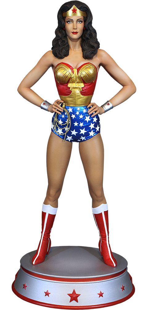 Tweeterhead Wonder Woman Maquette